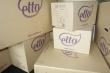 Обновлённая упаковка продукции Etto